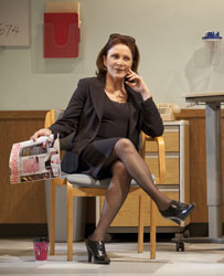 Linda Lavin in The Lyons